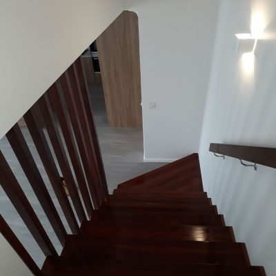 Jolimont Custom Stairs